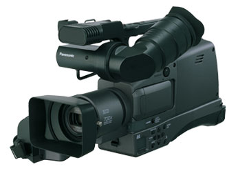 PANASONIC AG-HMC72EN AVC HD BOARDCAST CAMERA