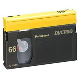 PANASONIC AJ-P66MP DVCPRO TAPES