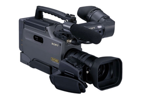 SONY DSR-250P DVCAM CAMCORDER